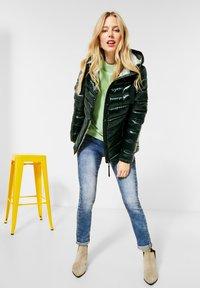Street One - Winter jacket - grün - 2