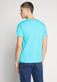 GANT - THE ORIGINAL - Camiseta básica - light blue - 2