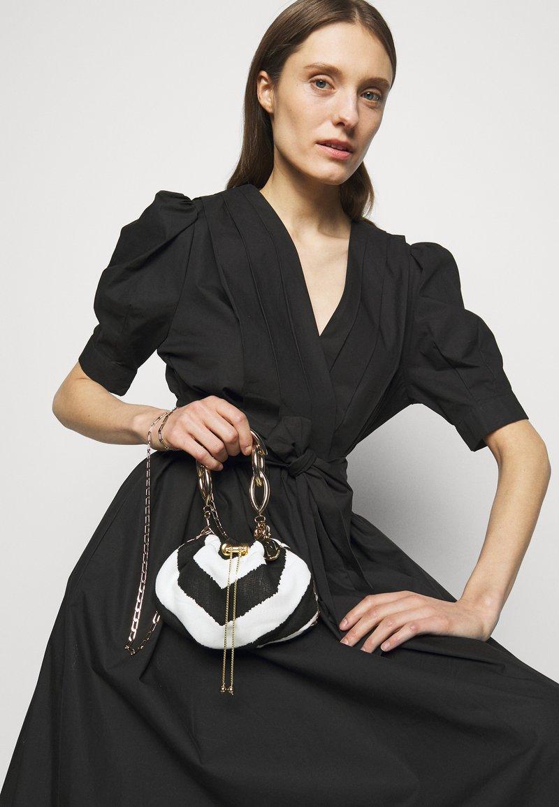 Rosantica - BUBBLE SMALL - Handbag - black