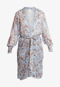 YAS - YASMILIVA KIMONO - Summer jacket - allure/miliva - 3