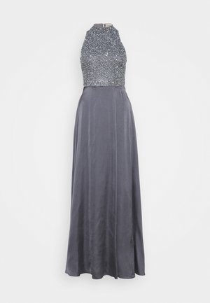 LIZA MAXI - Occasion wear - charcoal grey