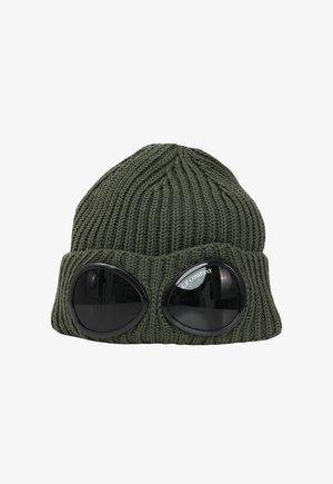 Beanie - verde militare