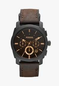 Fossil - Zegarek chronograficzny - dunkelbraun - 1