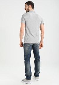 Tommy Jeans - ORIGINAL RYAN PEB - Džíny Straight Fit - penrose blue - 2