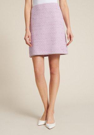 A-line skirt - lilla
