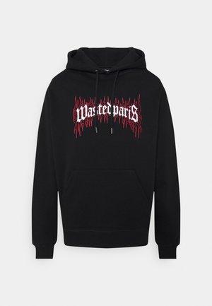 HOODIE FIRE BRIDGE UNISEX - Sweatshirt - black