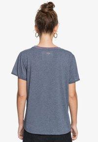 Roxy - BREEZY OCEAN - Print T-shirt - mood indigo - 2