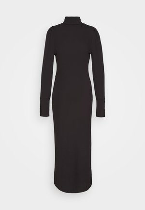 OBJKATRINA DRESS - Jumper dress - black