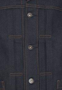 Levi's® Made & Crafted - TYPE II WORN TRUCKER UNISEX - Spijkerjas - crisp moj - 2