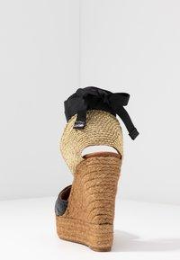 Kurt Geiger London - KARMEN - High heeled sandals - black - 5