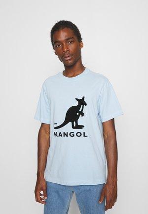 BRONX - T-shirt print - light blue