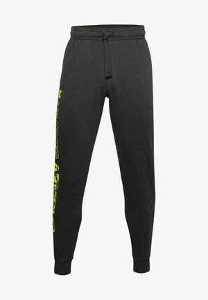Tracksuit bottoms - gruen