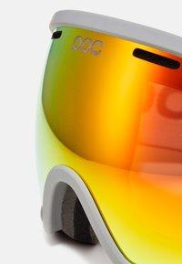POC - FOVEA CLARITY UNISEX - Ski goggles - pegasi grey/spektris orange - 5