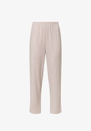 Pyjama bottoms - beige