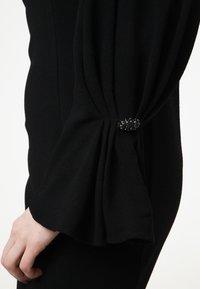 Madam-T - KAZIMIRA - Shift dress - schwarz - 5