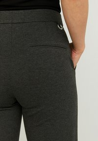STOCKH LM - PETRA  - Trousers - GREY MELANGE - 3