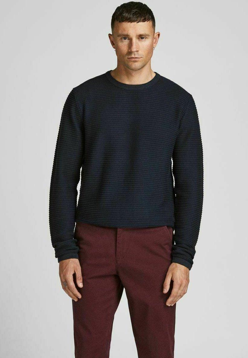 Uomo Maglione - navy blazer