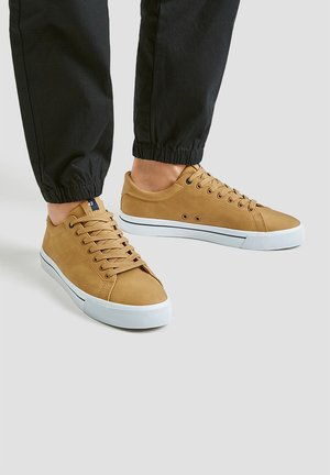 Sneakers basse - mustard yellow