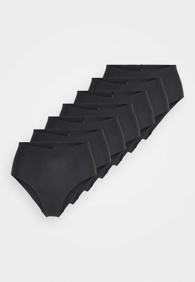 7 PACK - Figi - black
