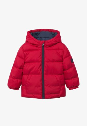 HOOD QUILTED - Jas - red