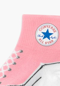 Converse - CHUCK INFANT QUARTER 3 PACK - Calze - coastal pink - 3