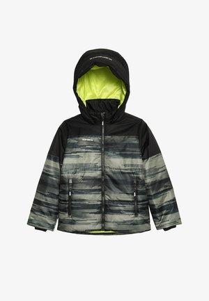 KELLER  - Ski jacket - dark green