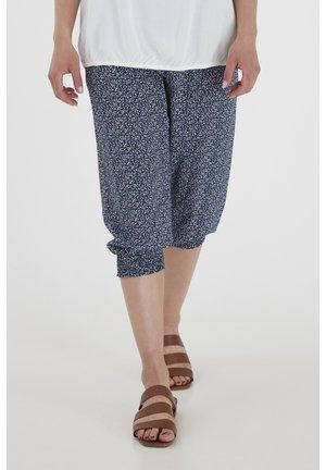 6 PANTS - Shorts - navy blazer mix