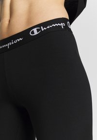 Champion - LEGGINGS - Trikoot - black - 3