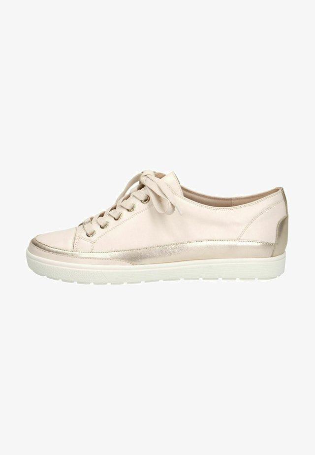 Sneakers laag - cream perlato