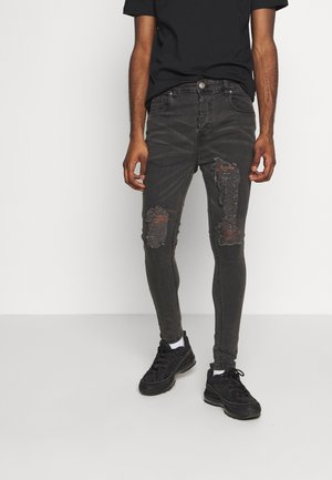 BAILEY - Jeans Skinny Fit - charcoal wash