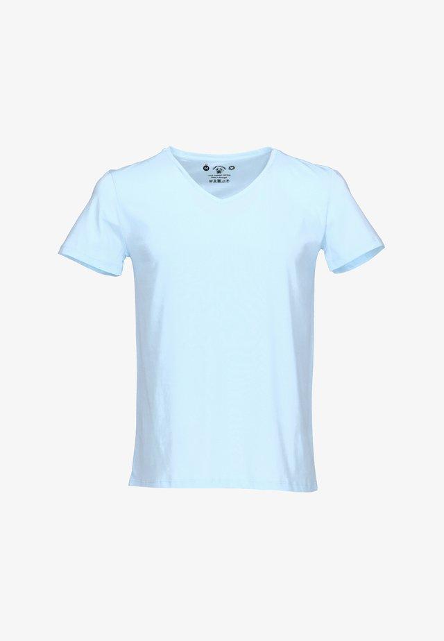 Haut de pyjama - blue