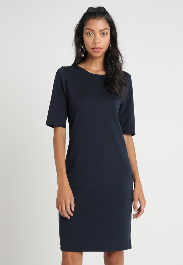 RIZETTA DRESS - Jerseyjurk - copenhagen night