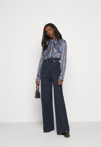 Mulberry - GRETTA TROUSERS  - Pantaloni - dark blue - 1