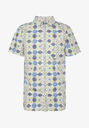 MEN'S BAYTRAIL PATTERN - Camisa - vintage white