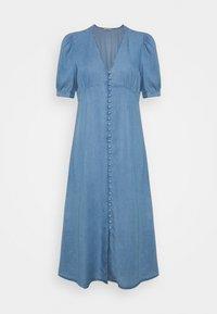 ONLY Petite - ONLDAISY DRESS - Denim dress - medium blue denim - 0
