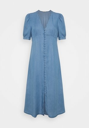 ONLDAISY DRESS - Denim dress - medium blue denim