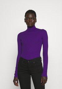 Polo Ralph Lauren - LONG SLEEVE - Jumper - british purple - 0