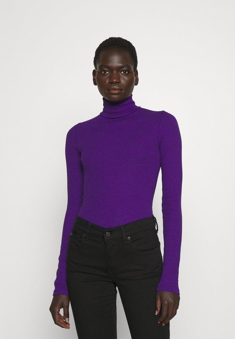 Polo Ralph Lauren - LONG SLEEVE - Jumper - british purple