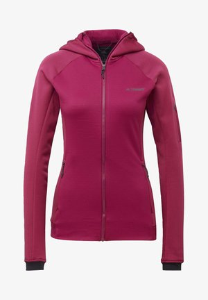 STOCKHORN HOODED JACKET - Training jacket - pink