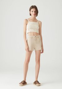 PULL&BEAR - Top - white - 1