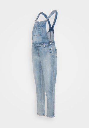 OVERALLS - Dungarees - pale blue