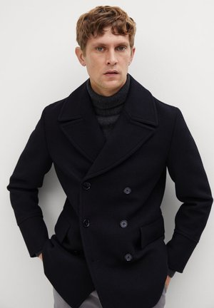 TINOF - Classic coat - schwarz