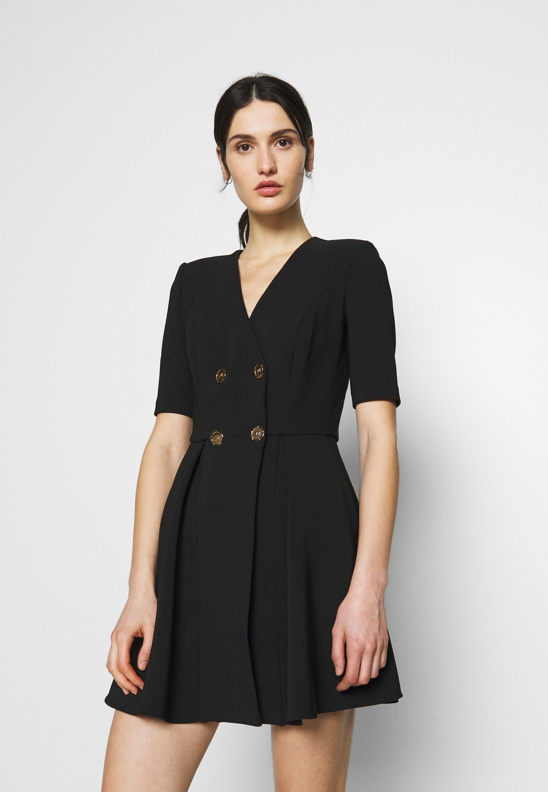 Elisabetta Franchi Cocktailkleid/festliches Kleid - nero | Damenbekleidung 2020