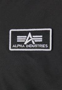 Alpha Industries - GLOW IN THE DARK - Bomber Jacket - black - 8