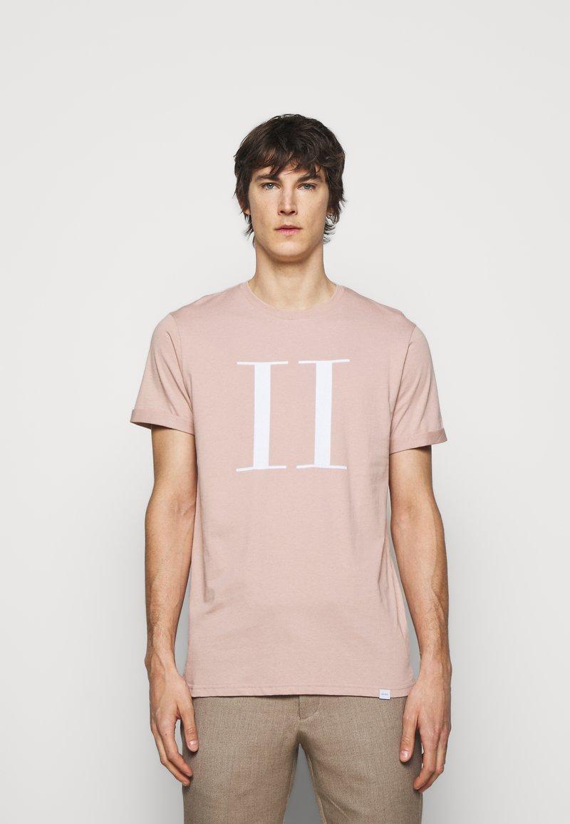 Les Deux - ENCORE  - T-shirts med print - dusty rose