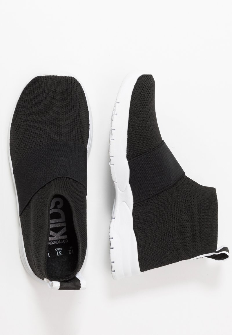 Cotton On - TRAINER - High-top trainers - black