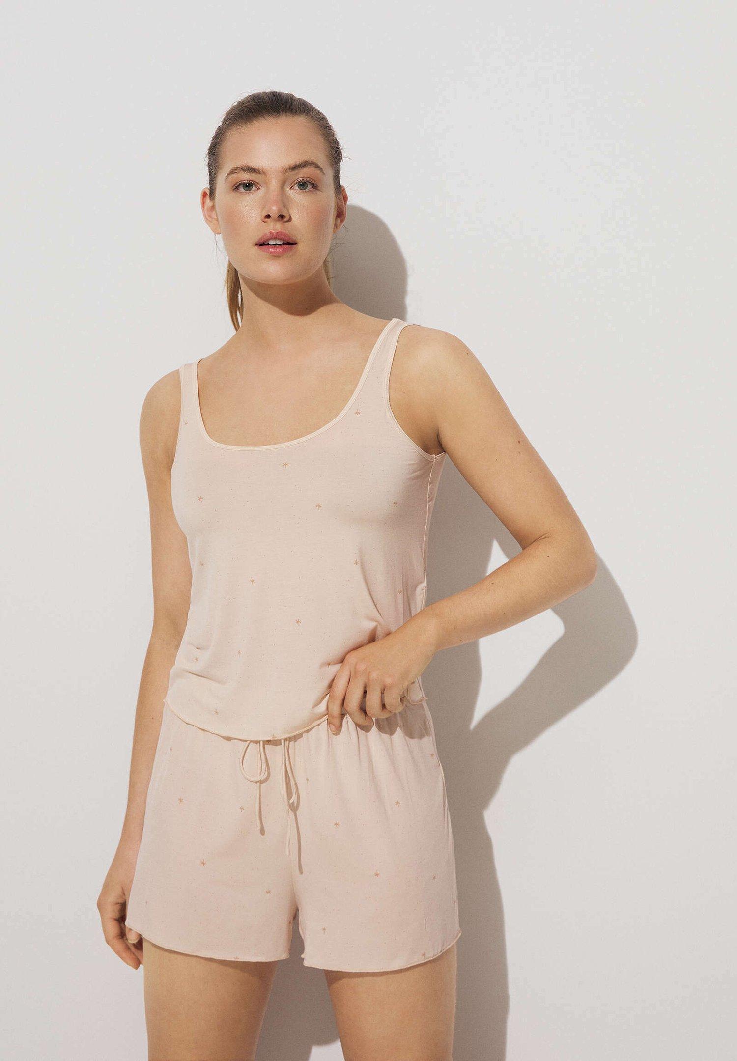 Damen PALM - Nachtwäsche Shirt