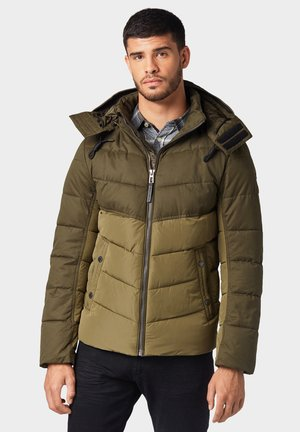 Giacca invernale - olive