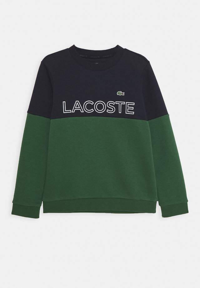 Sweatshirts - abysm/green/white