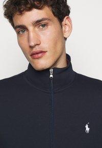 Polo Ralph Lauren - veste en sweat zippée - aviator navy - 3